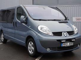 Renault Trafic, 2.5 l., vienatūris
