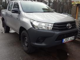 Toyota Hilux, 3.0 l., visureigis
