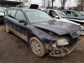 Audi A4 dalimis. Prekyba originaliomis