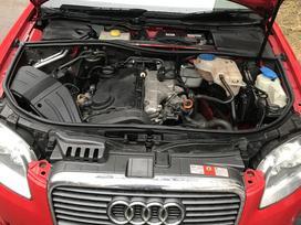 Audi A4 dalimis. Audi a4 05m. 2,0tdi 103kw