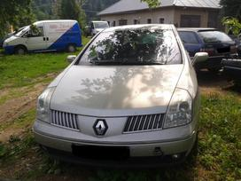 Renault Vel Satis. Reno velsatis 04m,2,2dci