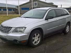 Chrysler Pacifica dalimis. Www. v8import.ee