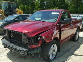 Dodge RAM dalimis. Car for parts. more fotos