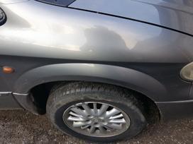 Chrysler Grand Voyager dalimis. Galimas pristatymas .