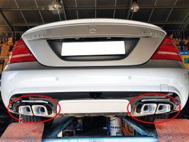 Mercedes-benz Cls klasė tiuning dalys/aksesuarai
