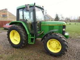 John Deere 6100, traktoriai