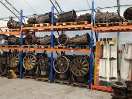 DAF XF105/XF95 // DAF DALYS, semi-trailer trucks