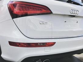 Audi Q5 tiuning dalys/aksesuarai