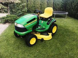John Deere X140 X145 X300r Sodo traktorius