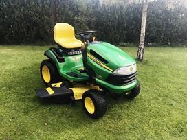 John Deere X140 X145 X300r Sodo traktoriu,