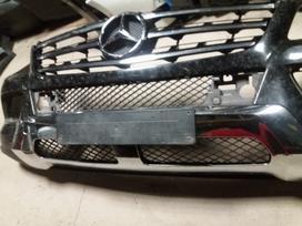 Mercedes-benz Ml klasė. Europines devetos