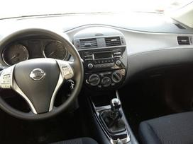 Nissan Pulsar, 1.2 l., hečbekas