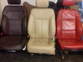 Automobilių sėdynių remontas