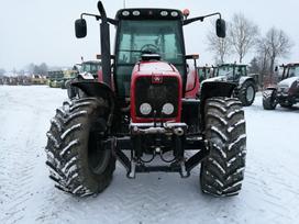 Massey Ferguson 6480, traktoriai