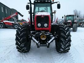 Massey Ferguson 6499, traktoriai