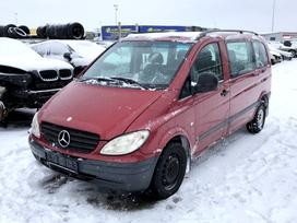 Mercedes-benz Vito. III angaras