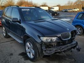 BMW X5 dalimis. Bmw x5 3.0d 160kw 2005metu dalimis automatine