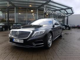 Mercedes-benz S500, 3.0 l., sedanas