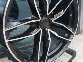 Audi Q7 S-line, lengvojo lydinio, R22