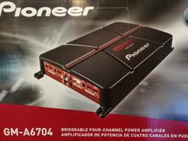 -Kita- Pioneer, garso stiprintuvai
