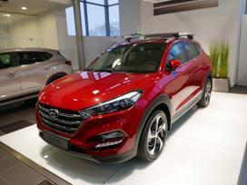 Hyundai Tucson, 1.7 l., visureigis