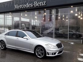 Mercedes-Benz S65 AMG, 6.0 l., sedanas