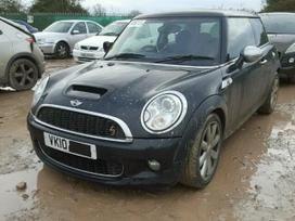 Mini Cooper S dalimis. N1816a turbo