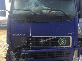 Volvo FH, Тягачи
