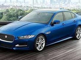 Jaguar Xe dalimis. Naujos originalios