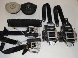 Mercedes-benz S klasė. UAB