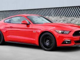 Ford Mustang dalimis. ! tik naujos