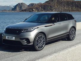 Land Rover Range Rover Velar dalimis. Naujos