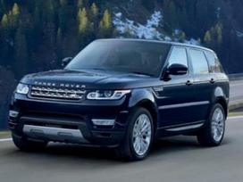 Land Rover Range Rover Sport dalimis. Naujos
