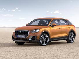 Audi Q2. Naujos originalios automobilių dalys
