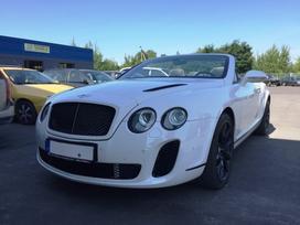 Bentley Continental. Naujos originalios