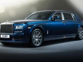 Rolls-royce Phantom. Naujos originalios