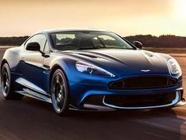 Aston Martin Db9. Naujos originalios