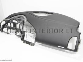 Audi R8 salono detalės