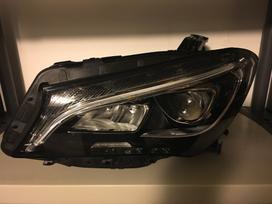 Mercedes-benz Cla klasė žibintai