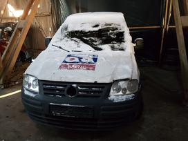 Volkswagen Caddy. Automobilis parduodamas