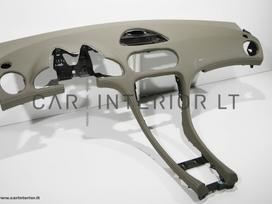 Mercedes-benz Sl klasė salono detalės