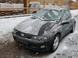 Opel Tigra dalimis. Turime ir daugiau įvairių