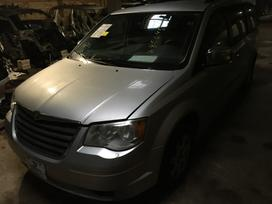 Chrysler Town &amp Country. Dirbame_ 