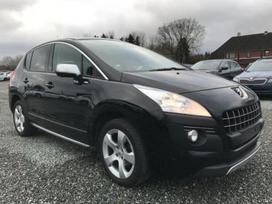 Peugeot 3008. 2.0hdi. grysta 2018.12.02d. dalimis . platus