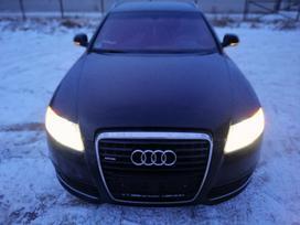 Audi A6. UAB