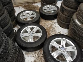 Mercedes-benz Mersedes GLK, lengvojo lydinio, R17