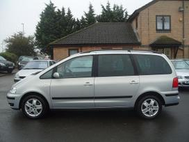 Volkswagen Sharan. 66kw,74kw,85kw,96kw siunciam i kitus miestus
