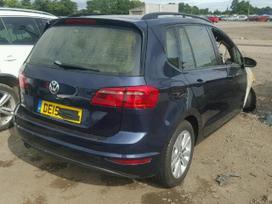 Volkswagen Golf Sportsvan dalimis