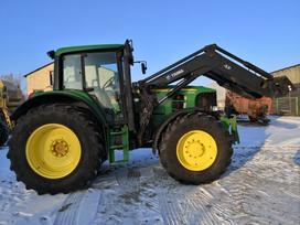 John Deere 6930, traktoriai