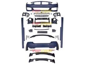 Bmw 4 serija. M-sport / m paketai f32 / f33 /